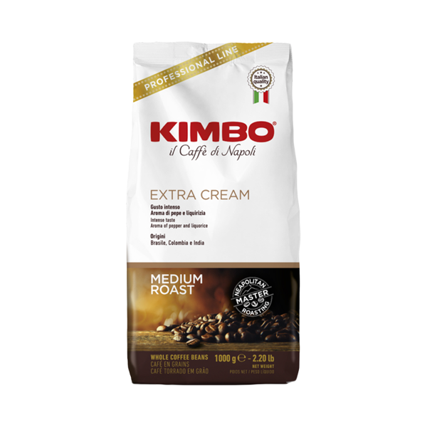 Espresso Extra Crema von Kimbo