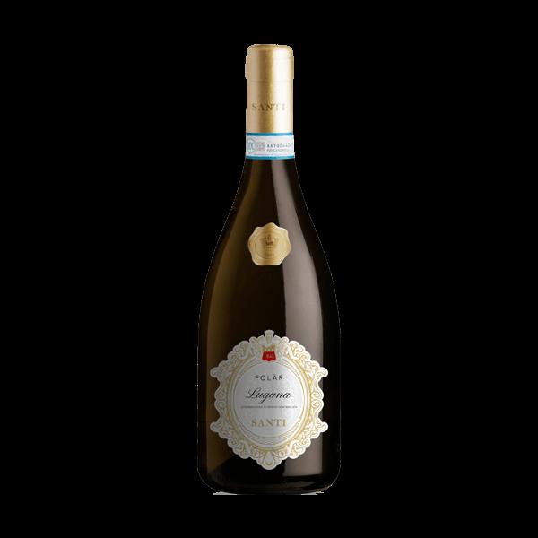Der Lugana Folar von Santi ist ein sehr guter Weißwein aus dem Valpolicella.