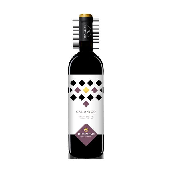Der Salento Negroamaro Canonico von Due Palme ist ein guter Rotwein.