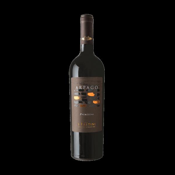 Der Arpago Primitivo ist ein sehr guter Rotwein aus Apulien.