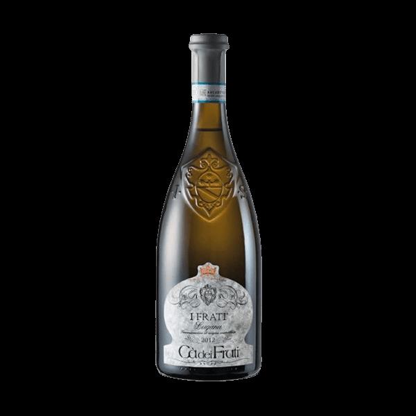 Dieser Lugana von Cà dei Frati ist ein sehr guter Wein.