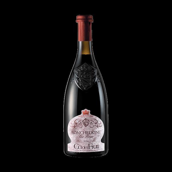 Ronchedone klingt wie Donner und ist ein guter Wein von Cà dei Frati.