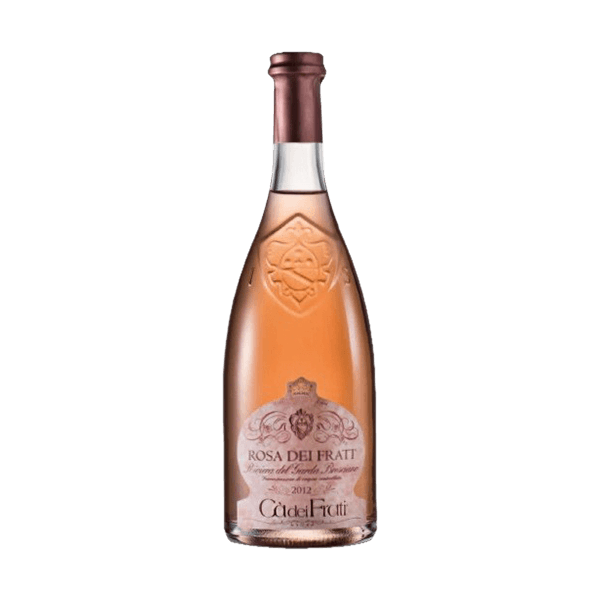 Der Rosa dei Frati von Cà dei Frati ist ein sehr guter Wein aus der Lombardei.