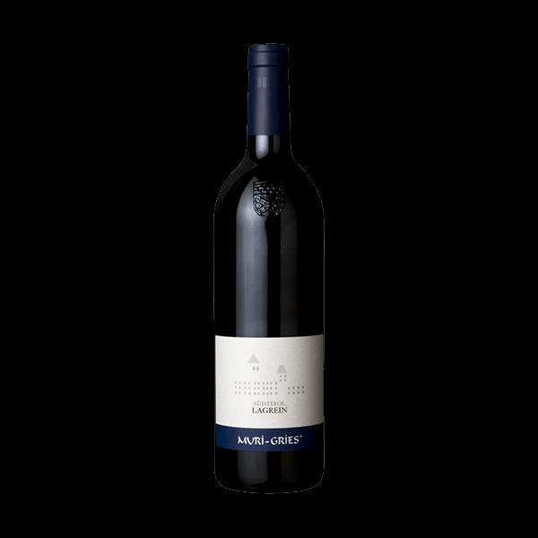 Von Muri Gries stammt der Lagrein Rotwein aus dem Südtirol.