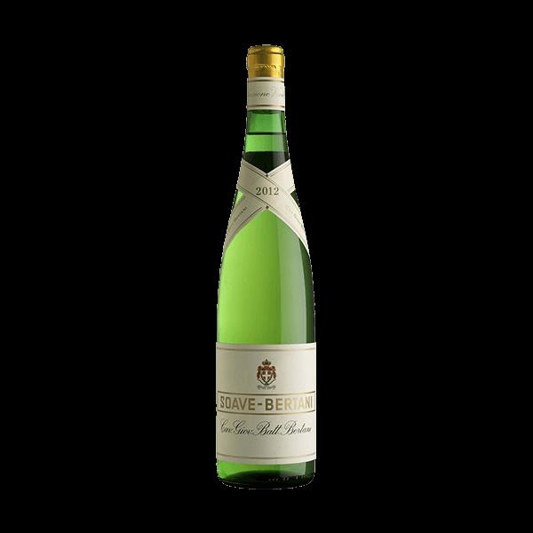 Ein säurearmer Wein wie der Soave-Bertani der mit Aromentiefe und Einzigartigkeit überzeugt.