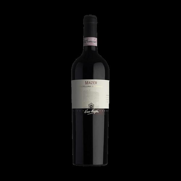 Der Mazer Valtellino Superiore von Nino Negri ist ein sehr guter Wein.