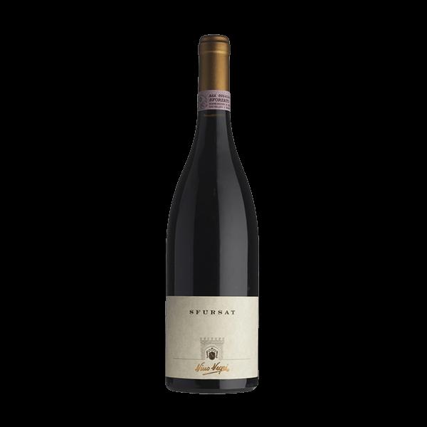Der Sfursat Carlo Negri von Nino Negri ist ein sehr guter Wein.