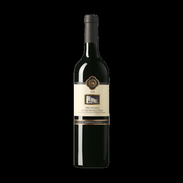 Der Brunello di Montalcino von Camigliano ist ein sehr eleganter Rotwein.