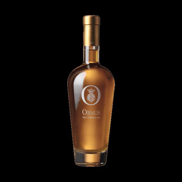 Der Ornus dell'Ornellaia von der Tenuta dell'Ornellaia ist ein feiner Dessertwein.