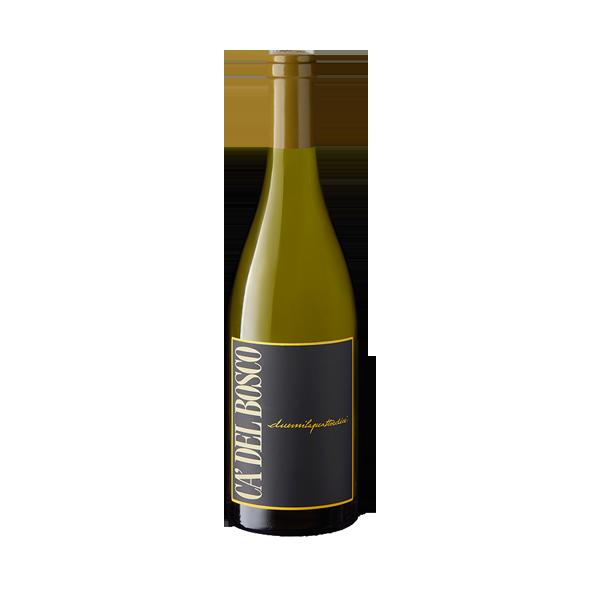 Der Chardonnay Curtafranca von Ca'del Bosco ist ein Weißwein von sehr hoher Güte.