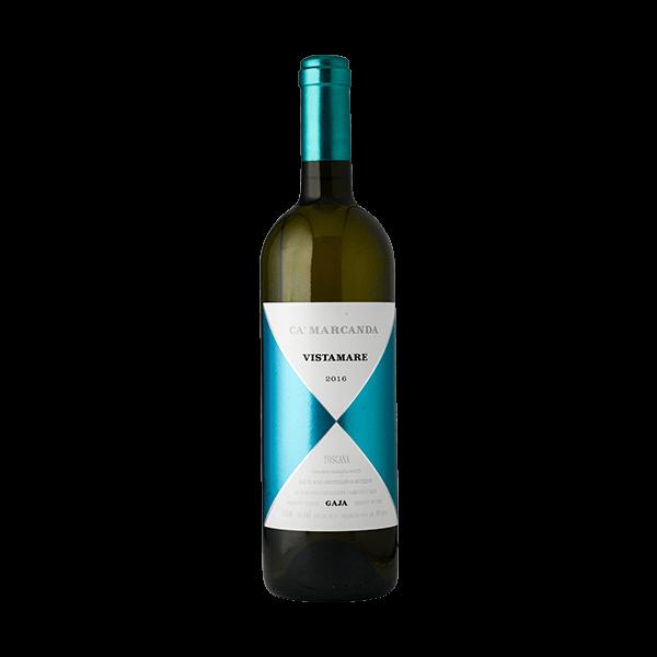 Der Vistamare von Angelo Gaja ist ein sehr eleganter toskanischer Rotwein.