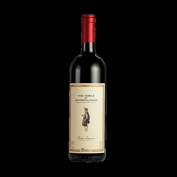 Der Sante Lencerio von Melini ist ein sehr guter Rotwein aus der Toskana.