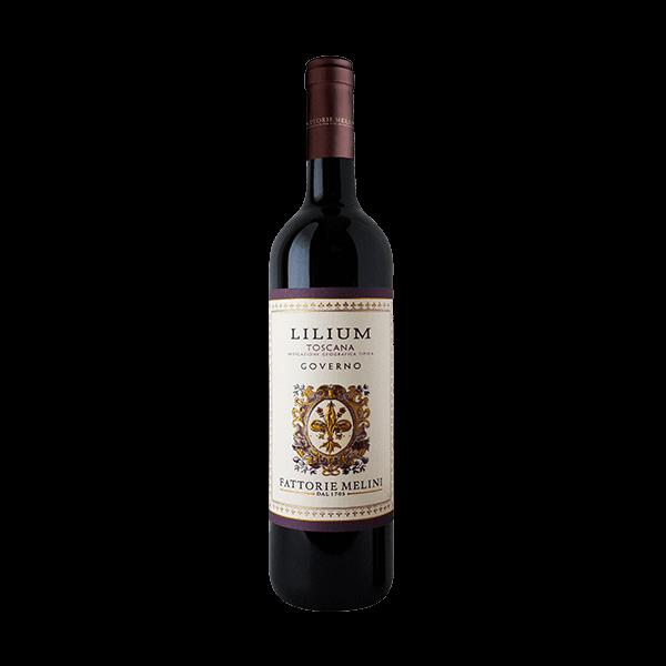 Der Lilium Chianti Classico von Melini ist ein sehr guter Wein aus der Toskana.
