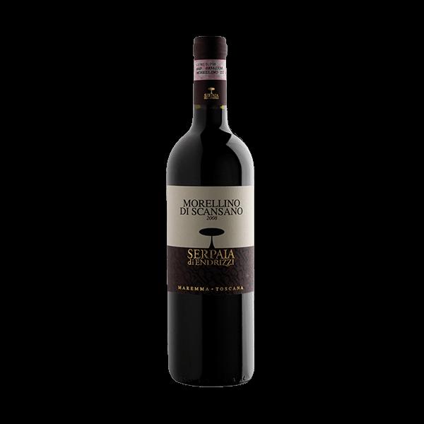 Der Morellino di Scansano von der Serpaia di Endrizzi ist ein sehr guter Rotwein