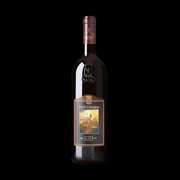 Der Brunello di Montalcino von Banfi ist einer der großen Weine.