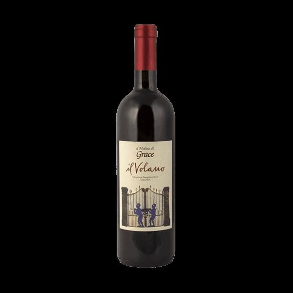 Il Volano Rosso di Toscana ist aus gutem Hause.