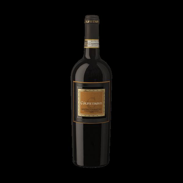 Der Montefalco Sagrantino von Colpetrone ist ein feiner Wein.