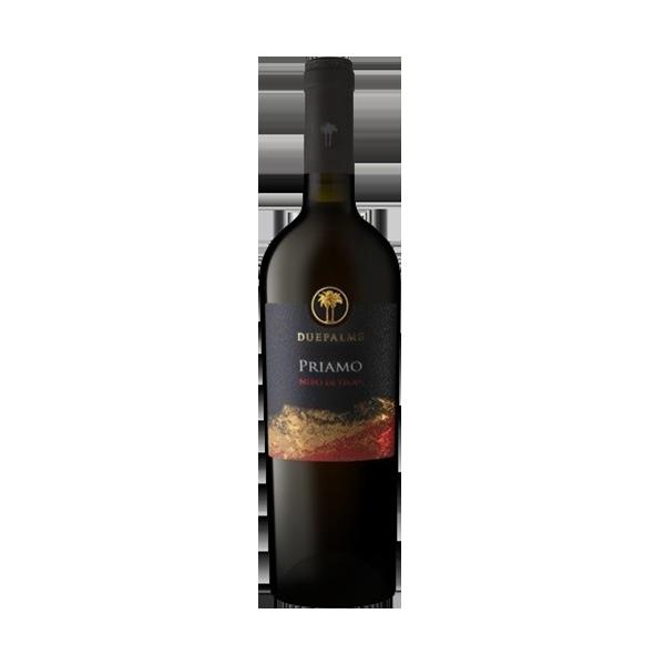 Der Priamo Nero di Troia von Due Palme ist ein sehr guter Wein aus dem Salento.