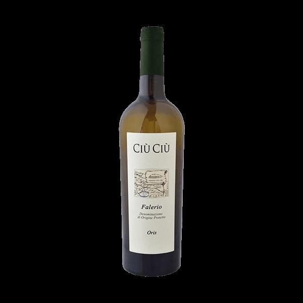Der Falerio Bianco Oris von ist ein sehr guter Wein aus den Marken.