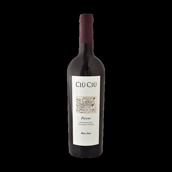 Der Bacchus passt gut zu herzhaften Vorspeisen und ist einer unserer meistverkauften Rotweine.