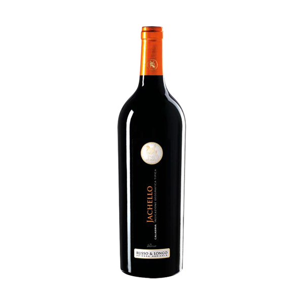 Ein sehr beliebter Rotwein, der Jachello von Russo & Longo. Unter Wein Liebhabern sehr gefragt.