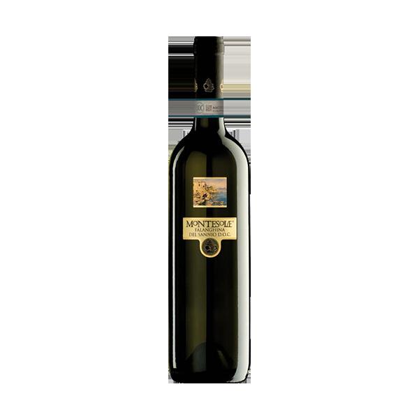 Der Falanghina del Sannio von Montesole ist ein sehr guter Wein aus Kampanien.