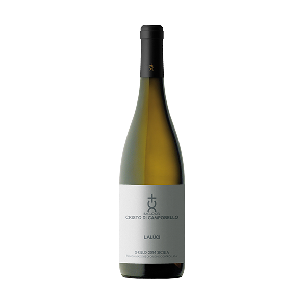 Der Lalùci Grillo von Cristo di Campobello ist ein sehr eleganter Wein aus Sizilien.
