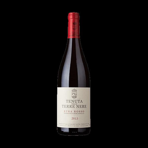 Der Etna Rosso Bio von Terre Nere ist ein sehr begehrter Rotwein.