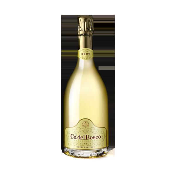 Die Cuvée Prestige von Ca' del Bosco ist ein Spumante von sehr hoher Güte.
