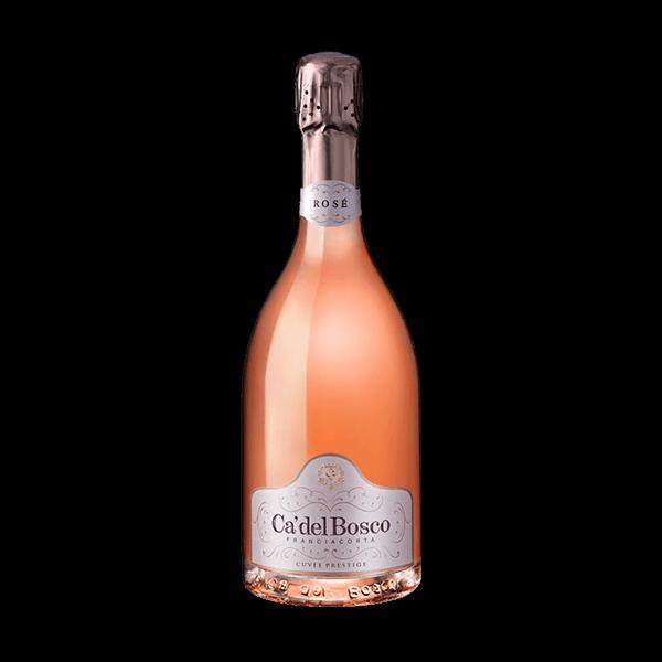 Die Cuvée Prestige Rosé von Ca'del Bosco ist ein Spumante von feinster Güte.