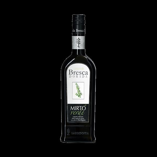 Der Mirto Verde die Sardegna von Bresca Dorada ist ein sardischer Klassiker.