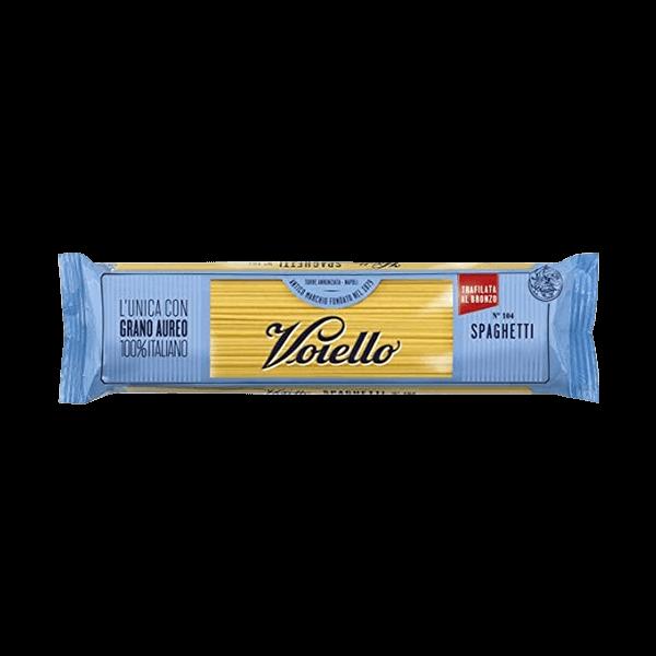 Spaghetti von Voiello eignen sich sehr gut für z.B. Spagetti alla carbonara.