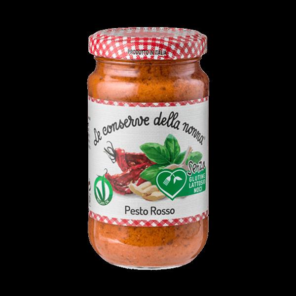 Das Pesto Rosso von Le Conserve della Nonna