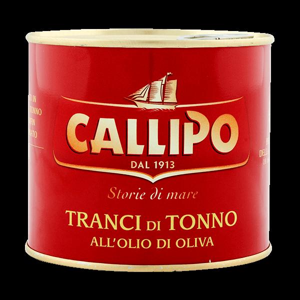 Thunfisch in Olivenöl von Callipo