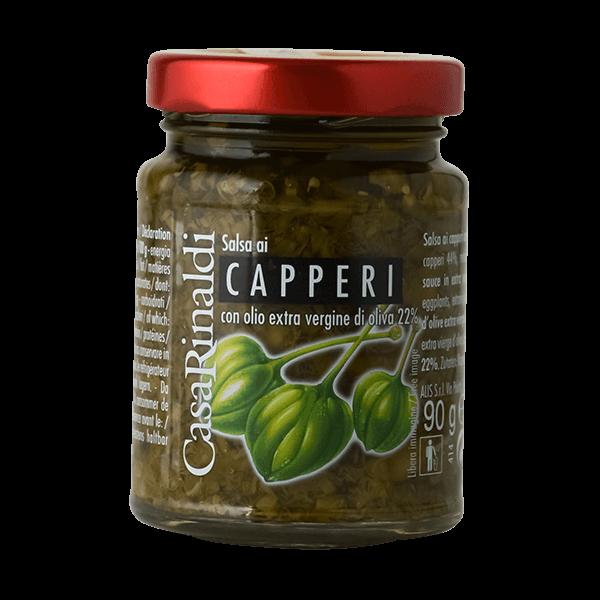 Kapern Sauce von Casa Rinaldi