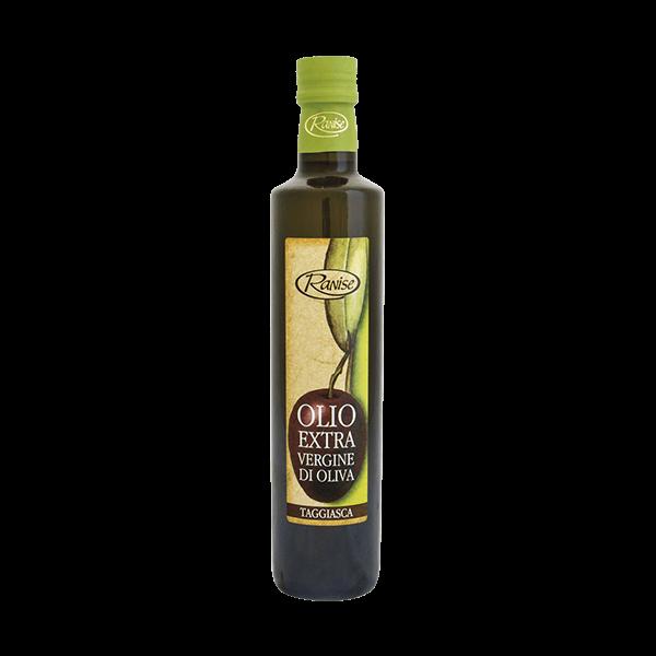 Das Taggiasca von Ranise ist ein sehr feines Olivenöl Extra Vergine.