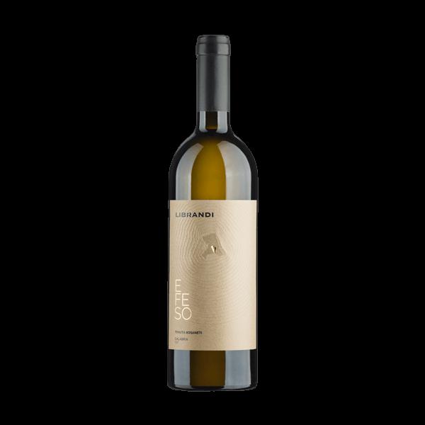 Der Efeso Val di Neto von Librandi ist ein herrlicher Weißwein.