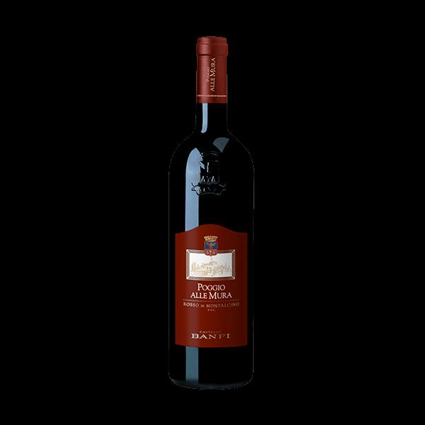 Der Poggio alle mura ist ein sehr oft von uns verkaufter Wein.