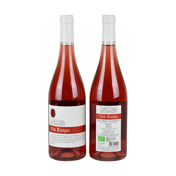 Vin Ruspo rosato Toscana Bio IGT 0,75 L Capezzana