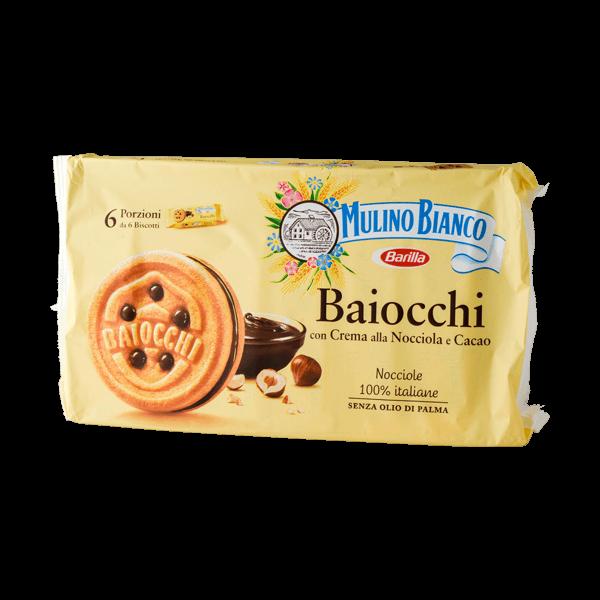 Kekse Baiocchi, Mulino Bianco