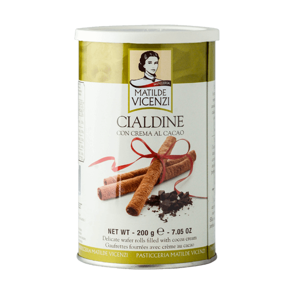Waffelrollen Cacao,  Matilde Vicenzi