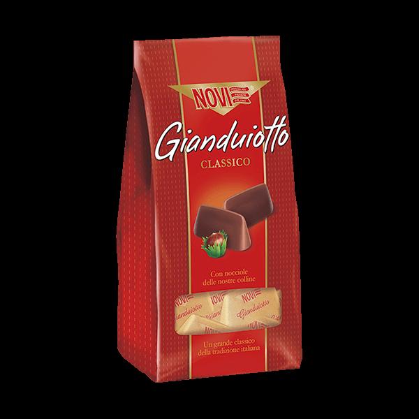 Gianduiotto Tüte, Novi