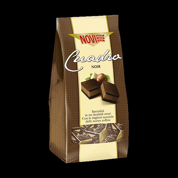 Cremino Cuadro Noir Tüte, Novi