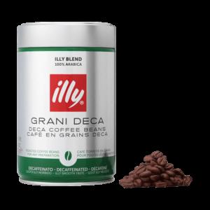 Espresso Bohne entcoffeiniert, Illy
