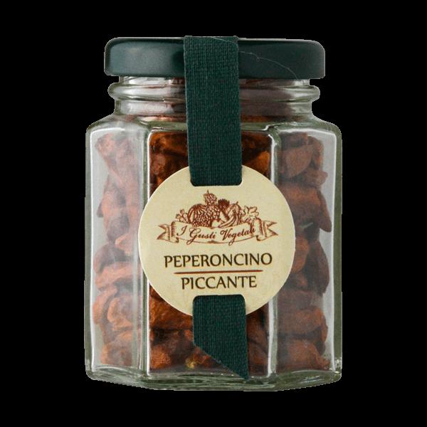 Peperoncino Piccante, Gusti Vegetali