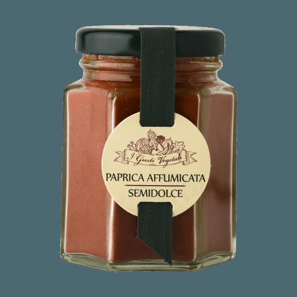 Paprika affumicata semidolce, Gusti Vegetali