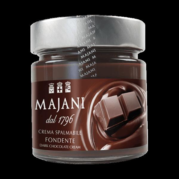 Crema spalmabile Fondente, Majani
