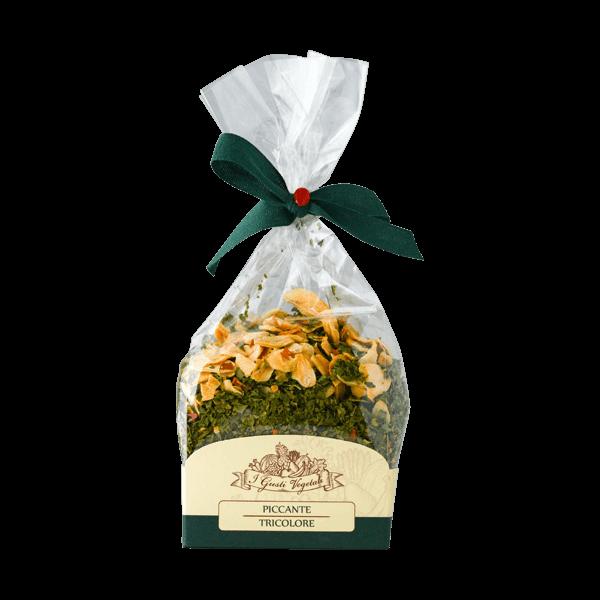 Preparato Piccante Tricolore, Gusti Vegetali