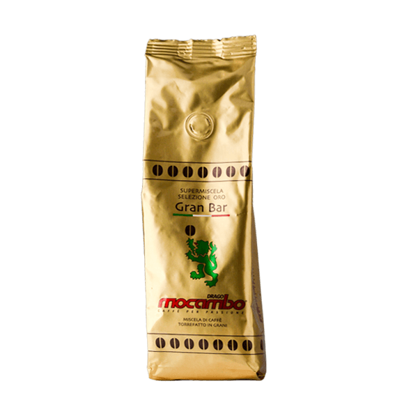 Espresso Grandbar gold, Mocambo