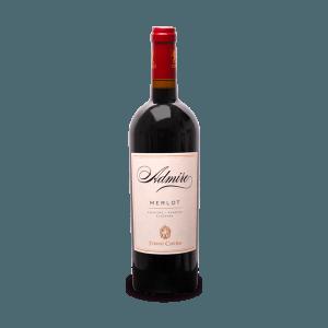 Der Merlot Admire ist ein sehr oft von uns verkaufter Wein.